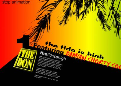 Sasi The Don – Tide Is High (Flash Intro)