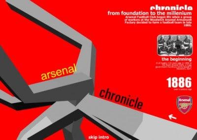 Arsenal (Flash Intro)
