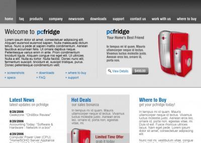 pcfridge-template