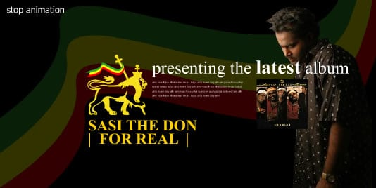Sasi The Don – For Real (Flash Intro)