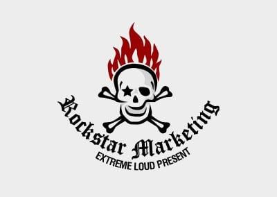 Logo - Rockstar Marketing