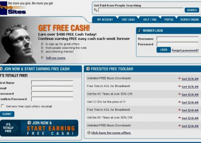 Free Sites (Website)