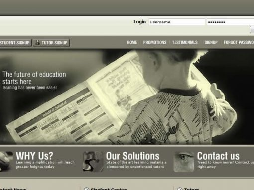 MyEducation (Website)