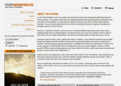 Story Incorporated (Website)