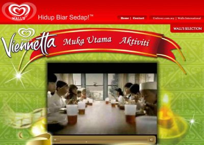 Wall's Viennetta (Website)