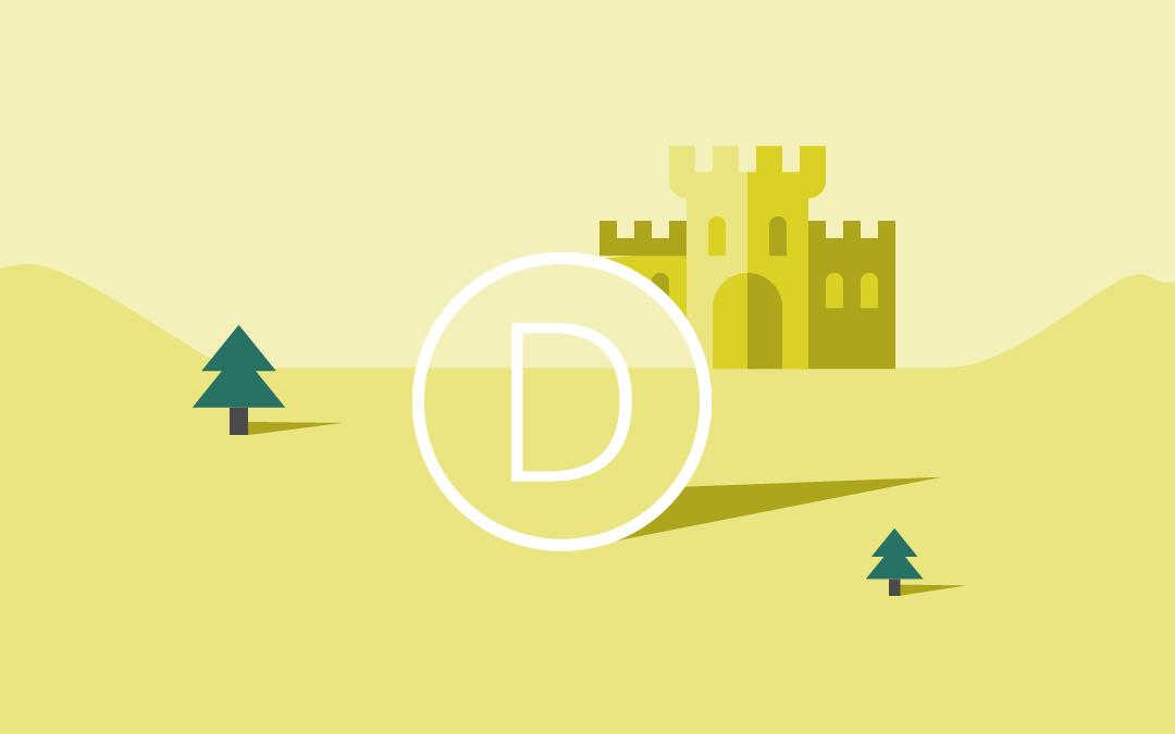 Free Divi Layout #2: Shutterbug