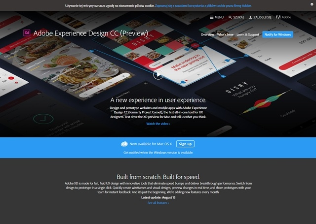 Click here to visit site Adobe Experience Design