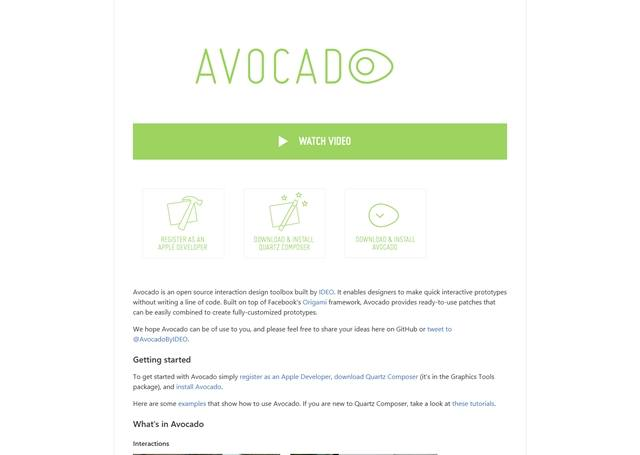 Click here to visit site Avocado