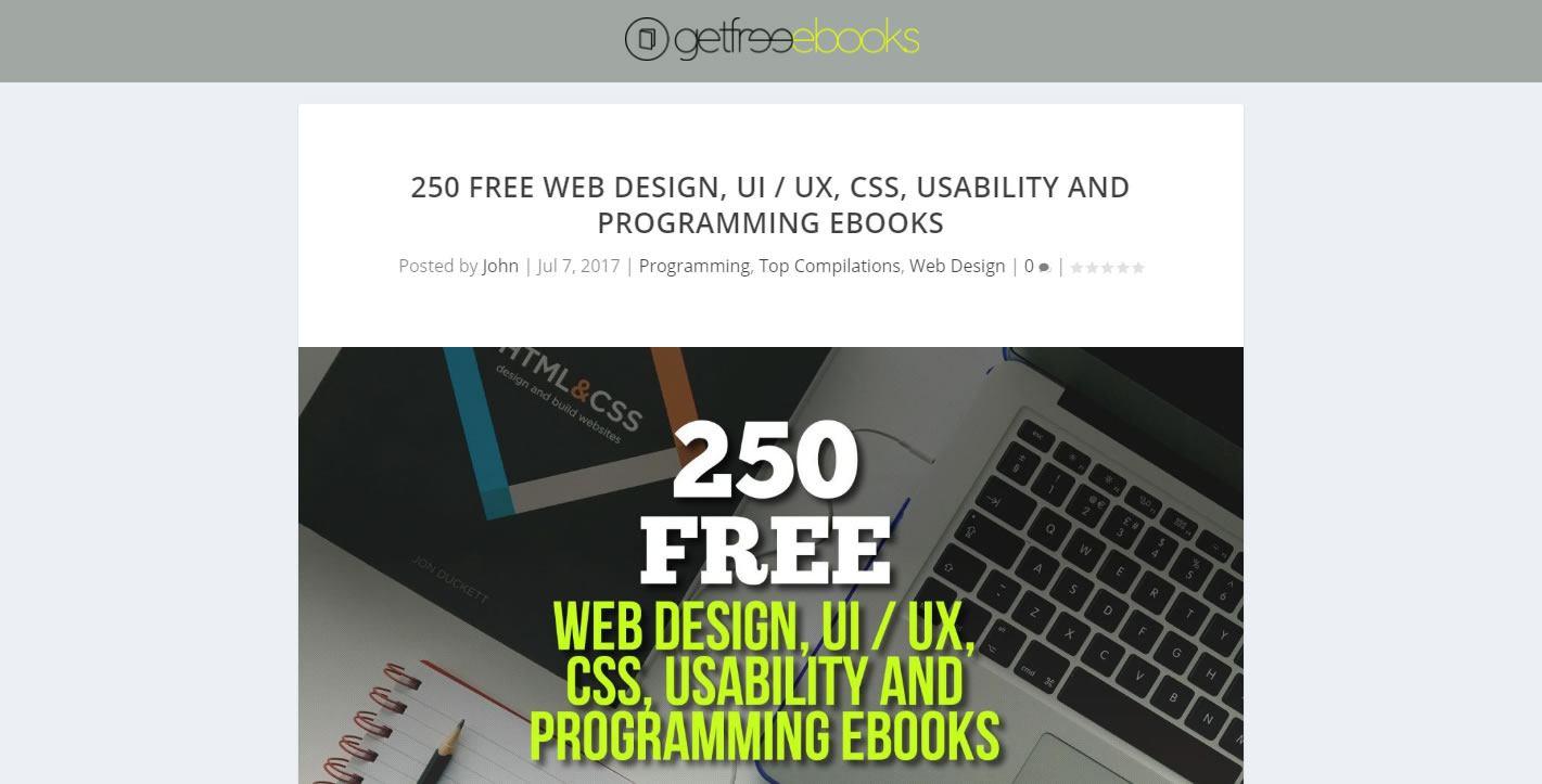 Free Ebook - 44 Web Design Tips & Tricks